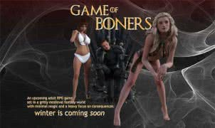 Game Of Boners - Version 0.02