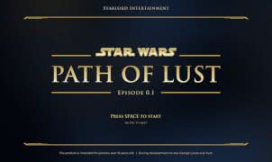 Star Wars: Path of Lust - Tech Demo