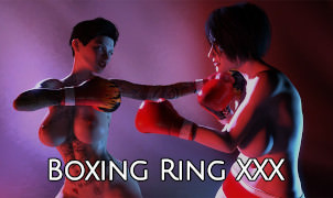 Boxing Ring XXX - Version 1.5