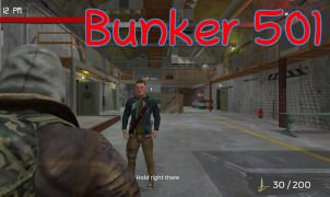Bunker 501 - Version 0.1.0