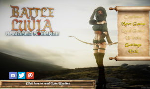 Battle for Luvia: Armored Romance - Version 0.11f
