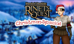 Rinets Quest - Christmas Update