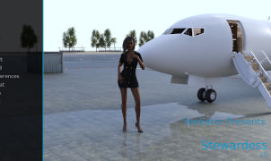 My New Life as a Stewardess - Version 1.0
