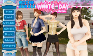 Download Ecchi Sensei - White Day Special