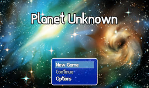 The Planet Unknown - Version 0.1 Beta