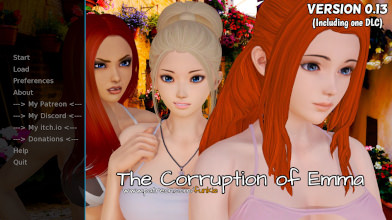 Download The Corruption of Emma - Version 0.19 + compressed