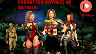Download Forgotten Royals of Astella - Version 0.2