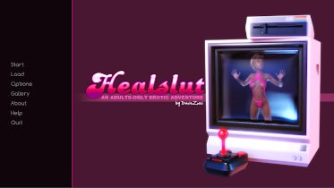 Healslut - Version 0.4f