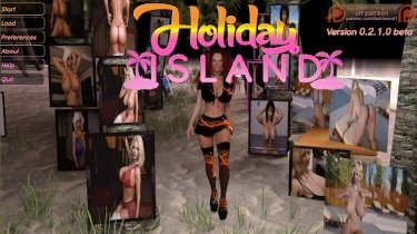 Holiday Island - Version 0.2.1.1 Beta