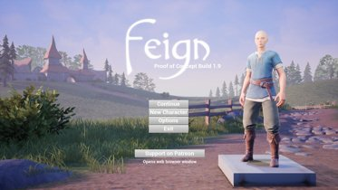 Download Feign - Version 1.10b Concept