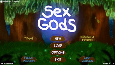 Sex Gods - Version 0.20.2