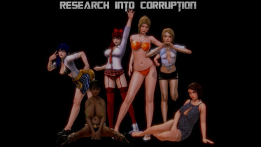 Research into Corruption - Version 0.6.5 Fixed