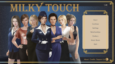 Milky Touch - Version 1.20