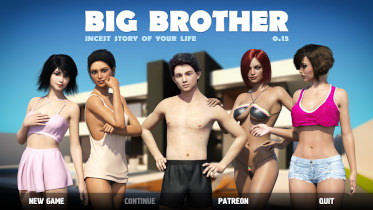 Big Brother - Version 0.13.0.007 (Cracked+Mod) (FREE)