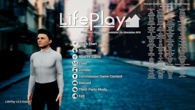 LifePlay - Version 3.5