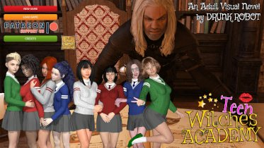 Teen Witches Academy - Version 0.11 Fixed