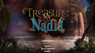 Treasure of Nadia - Version 60113