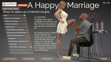 Download A Happy Marriage - Chapter 1-12