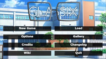 Glassix - Version 0.49 + compressed