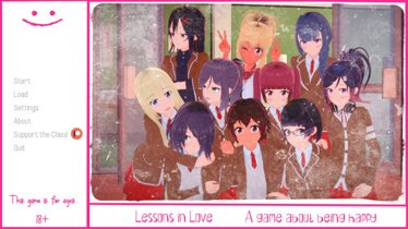 Download Lessons in Love - Version 0.13.1 Part 2