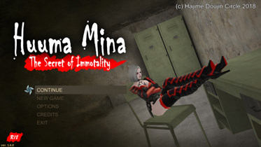 Huuma Mina: The Secret of Immortality