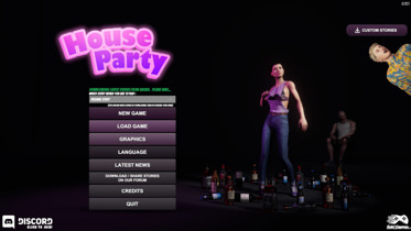 House Party - Version 0.17.1 Alpha