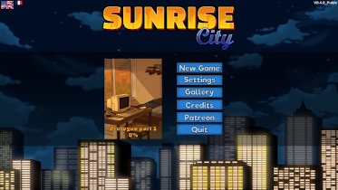 Sunrise City - Version 0.4.0