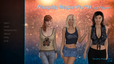 Naughty Magic (Part 2) - Version 0.70 + compressed