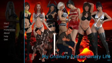 My Ordinary Extraordinary Life - Version 5.0 + compressed