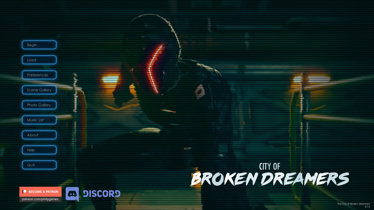 City of Broken Dreamers - Version 1.08.1 - Chapter 8 + compressed