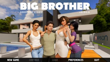 Big Brother: Another Story - Version 0.06.0.08 Extra + compressed