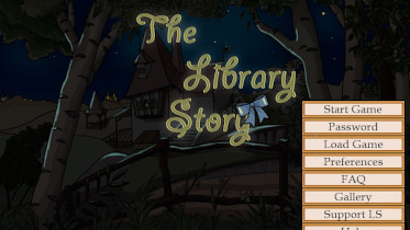 The Library Story - Version 0.95.5 Fixed