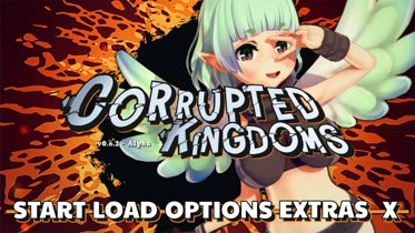 Corrupted Kingdoms - Version 0.9.9a