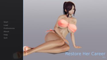 Restore Her Career - Version 0.14 + compressed