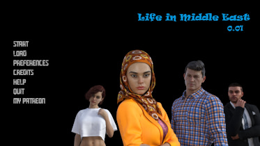 Life in Middle East - Version 0.7