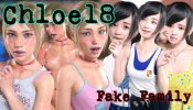 Download Chloe 18 Fake Family - Version 0.31 Halloween