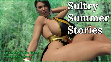 Sultry Summer Stories - Version 0.2.2a
