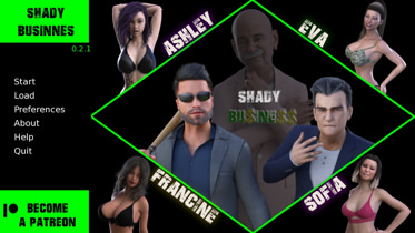Shady Business - Version 0.2.1