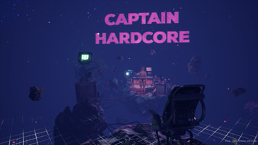 Captain Hardcore - Version 0.9