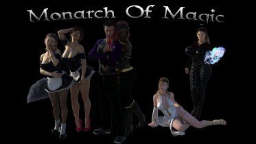 Monarch of Magic - Version 0.0.10v2