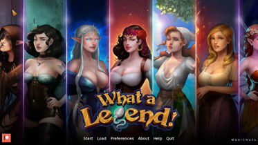 Download What a Legend! - Version 0.3.01