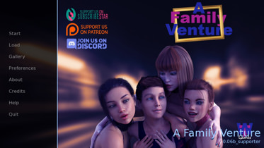 A Family Venture - Version 0.06 + compressed