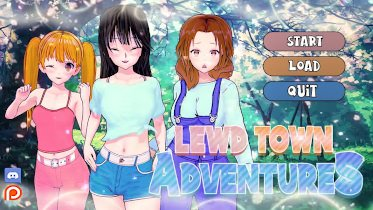 Lewd Town Adventures - Version 0.6 + compressed