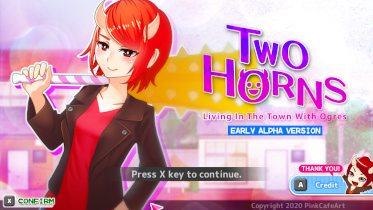 Download Two Horns - Living In the Town With Ogres - Version 0.0.14