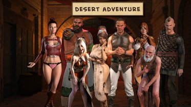 Desert Adventure - Version 0.3.0 Remastered