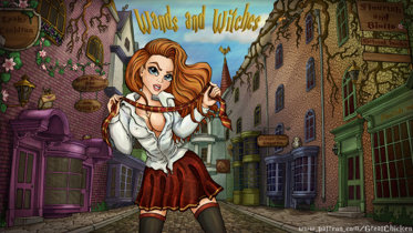 Download Wands and Witches - Version 0.90 Alpha