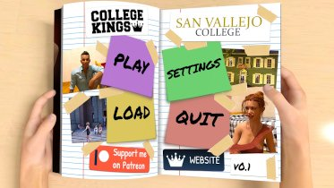 College Kings - Version 0.7.1 + compressed