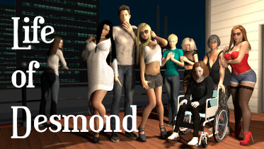 Life of Desmond - Version 0.1 + compressed