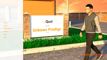 Unknown Prodigy - Version 0.1
