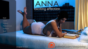 Anna Exciting Affection - Chapter 2 - Version 0.04